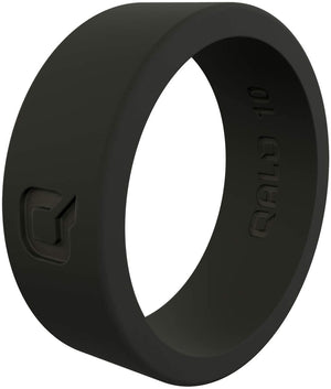 MEN'S CLASSIC SILICONE RING- BLACK (size 10) - Molly's! A Chic and Unique Boutique