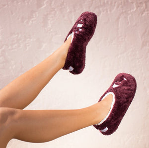 MERLOT FOOTSIES - Molly's! A Chic and Unique Boutique