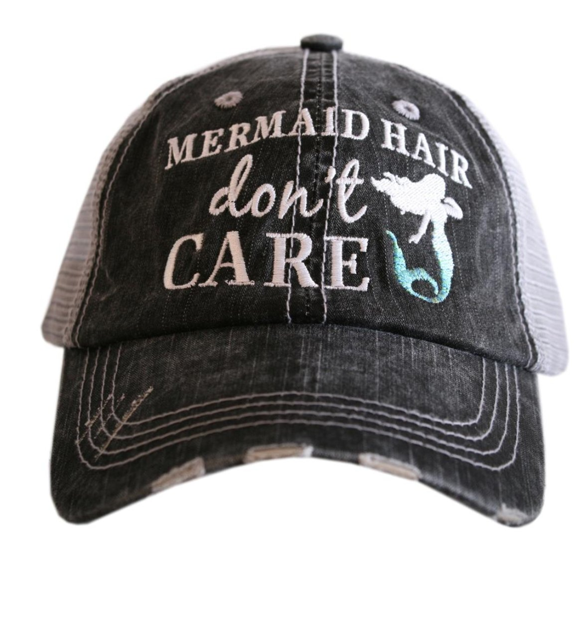 MERMAID HAIR DON'T CARE KDC-TC-218 - Molly's! A Chic and Unique Boutique