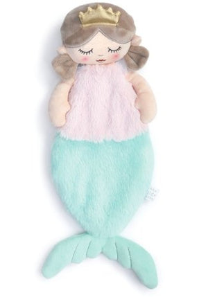 MERMAID RATTLE BLANKIE - Molly's! A Chic and Unique Boutique