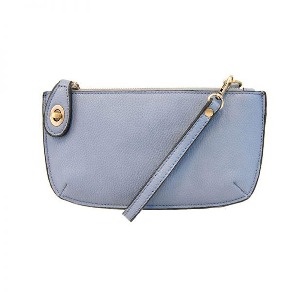 MINI CROSSBODY WRISTLET CLUTCH-HYDRANGEA - Molly's! A Chic and Unique Boutique