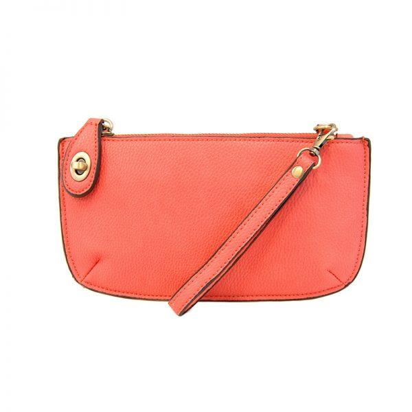 MINI CROSSBODY WRISTLET CLUTCH- WATERMELON - Molly's! A Chic and Unique Boutique