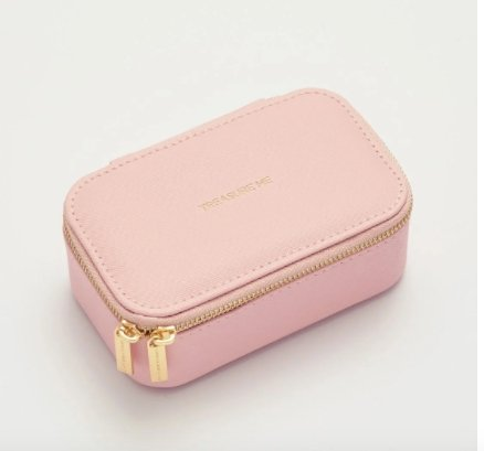MINI JEWELLERY BOX - BLUSH EBP2383 - Molly's! A Chic and Unique Boutique