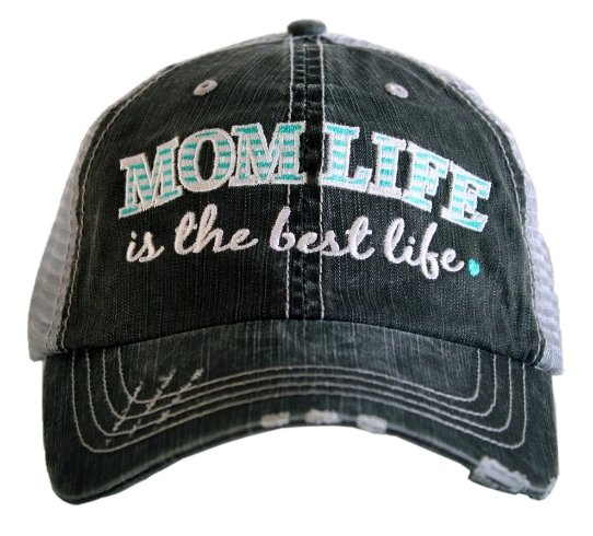 MOM LIFE IS THE BEST LIFE KDC-TC-163 - DO WE HAVE THIS IN  PINK AND BLUE? - Molly's! A Chic and Unique Boutique