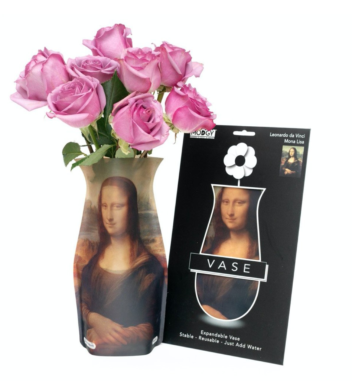 MONA LISA VASE - Molly's! A Chic and Unique Boutique