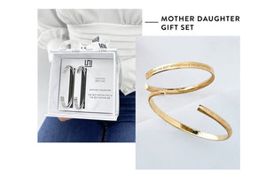 MOTHER DAUGHTER GOLD - Molly's! A Chic and Unique Boutique