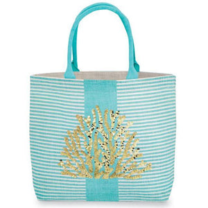 OCEAN DAZZLE TOTE (2 Styles offered) - Molly's! A Chic and Unique Boutique