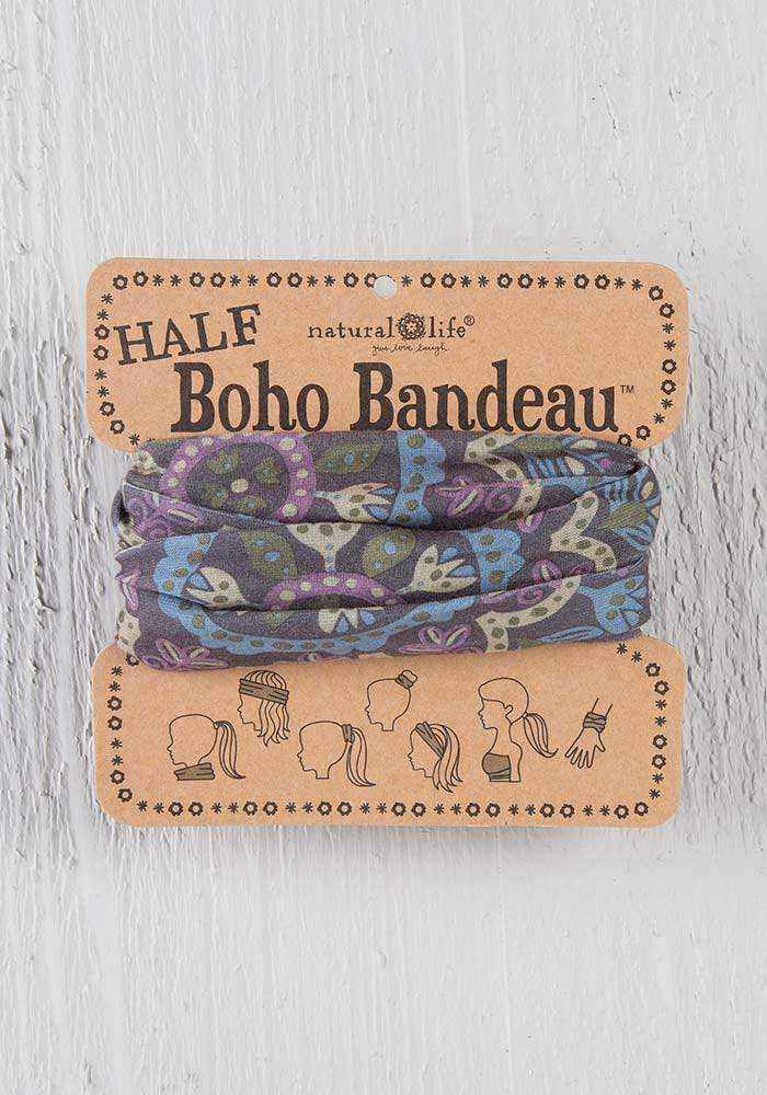 OLIVE GREEN BOHO HEADBAND - BBW027 - Molly's! A Chic and Unique Boutique