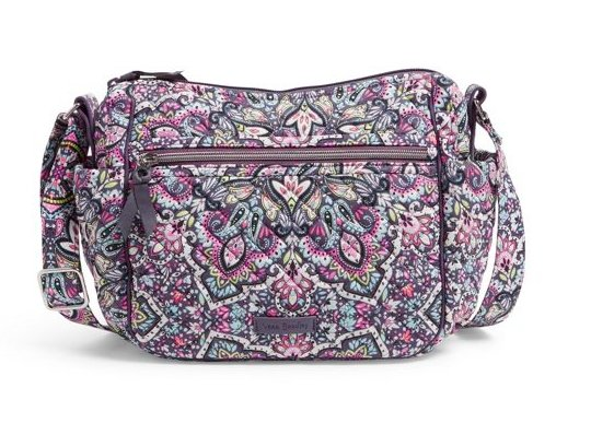ON THE GO CROSSBODY IN BONBON MEDALLION - Molly's! A Chic and Unique Boutique