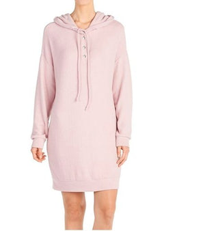 Oversized Hoodie: Pink - Molly's! A Chic and Unique Boutique