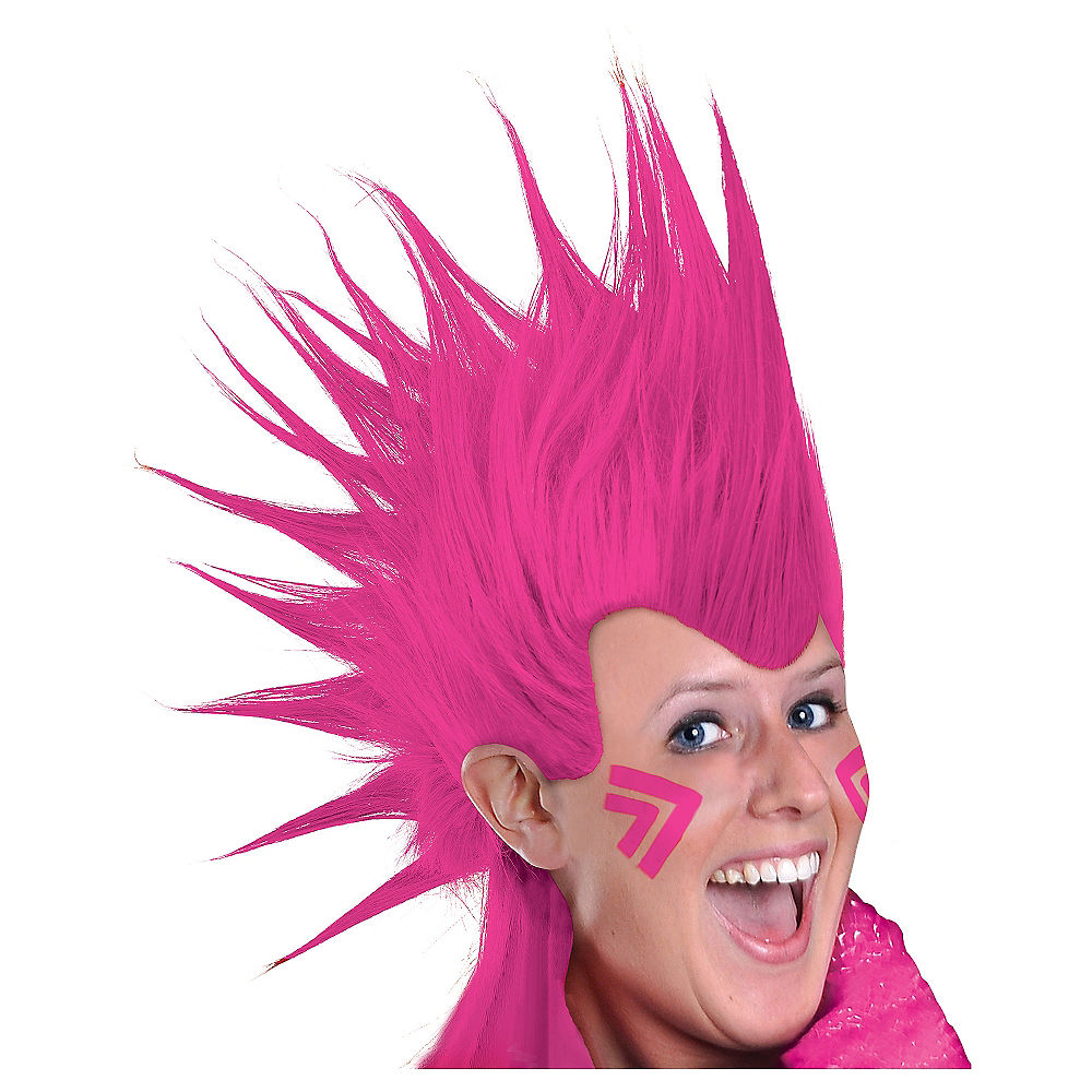 PINK MOHAWK WIG - Molly's! A Chic and Unique Boutique