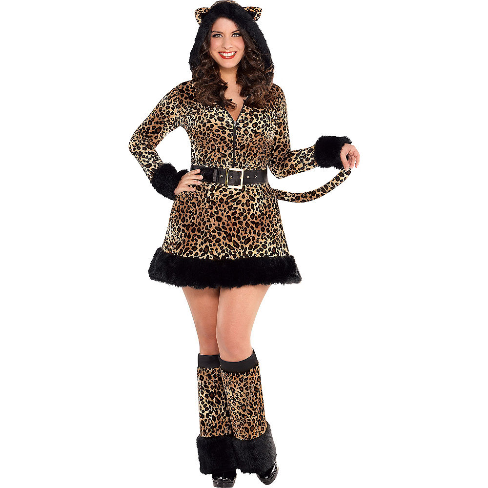 ADULT PRETTY KITTY ADULT PLUS (SIZE:  2XL) - Molly's! A Chic and Unique Boutique
