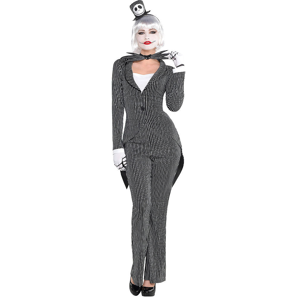 LADY JACK SKELLINGTON ADULT (Size XL) - Molly's! A Chic and Unique Boutique