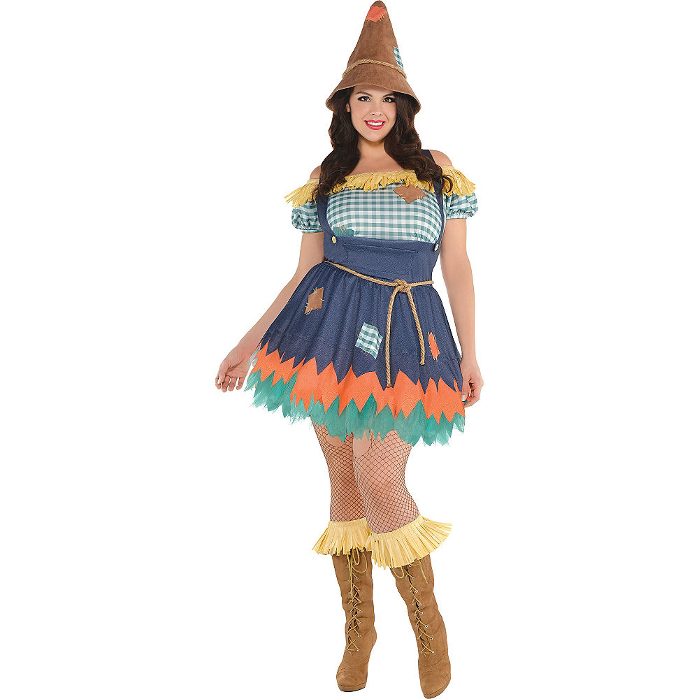 SCARECROW ADULT:  SIZE M AND 2XL - Molly's! A Chic and Unique Boutique