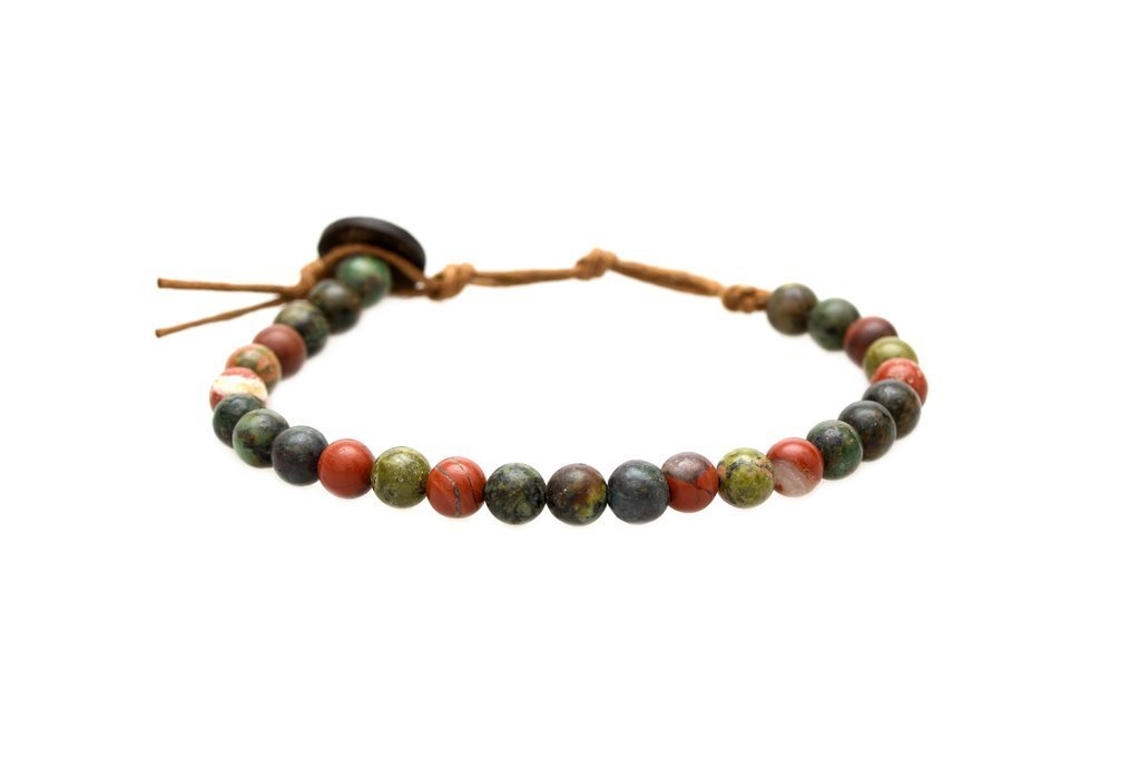 PEACE & PROTECTION (6MM) HEALING BRACELET - Molly's! A Chic and Unique Boutique