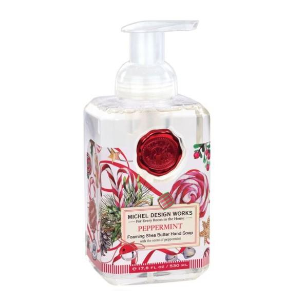 PEPPERMINT FOAMING SOAP - Molly's! A Chic and Unique Boutique