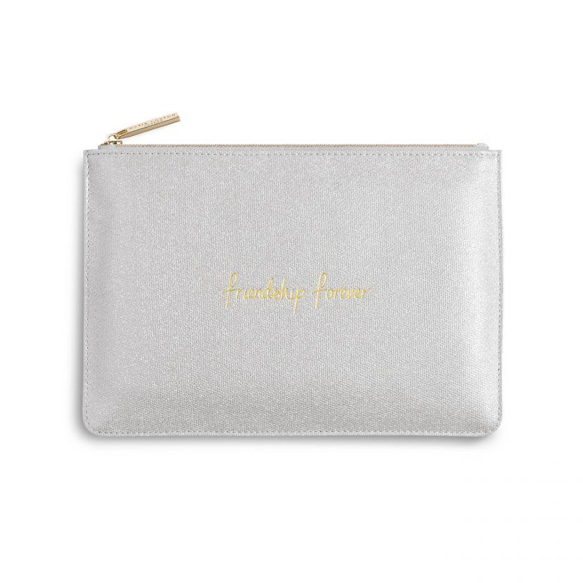 PERFECT POUCH - FRIENDSHIP FOREVER - Molly's! A Chic and Unique Boutique