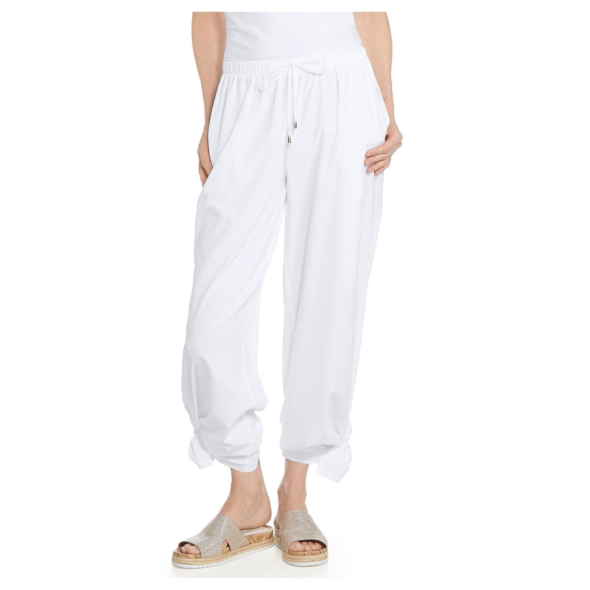 PETRA WIDE WHITE PANTS - Molly's! A Chic and Unique Boutique