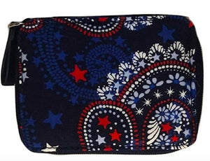 Pill Case in Fireworks - Molly's! A Chic and Unique Boutique