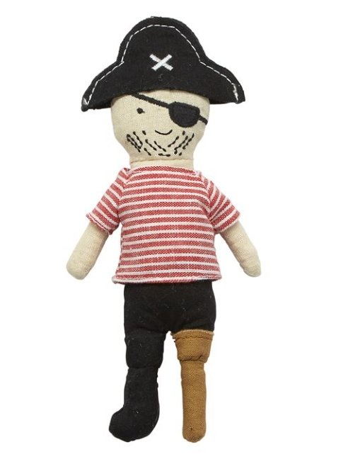 PIRATE RATTLE - Molly's! A Chic and Unique Boutique