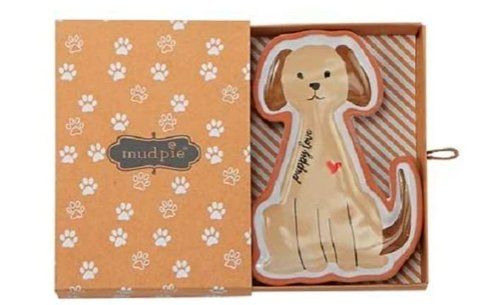 Puppy Love Dog Trinket Tray - Molly's! A Chic and Unique Boutique