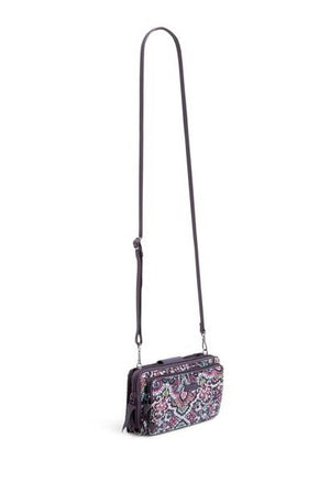 RFID DELUXE ALL TOGETHER CROSSBODY IN BONBON MEDALLION - Molly's! A Chic and Unique Boutique