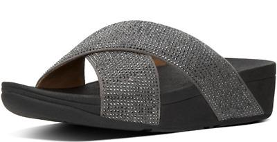 RITZY SLIDE PEWTER (Size 10 Only) - Molly's! A Chic and Unique Boutique