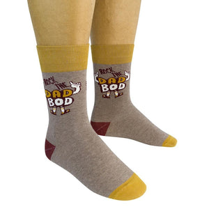 Rock the Dad Bod Socks - Molly's! A Chic and Unique Boutique