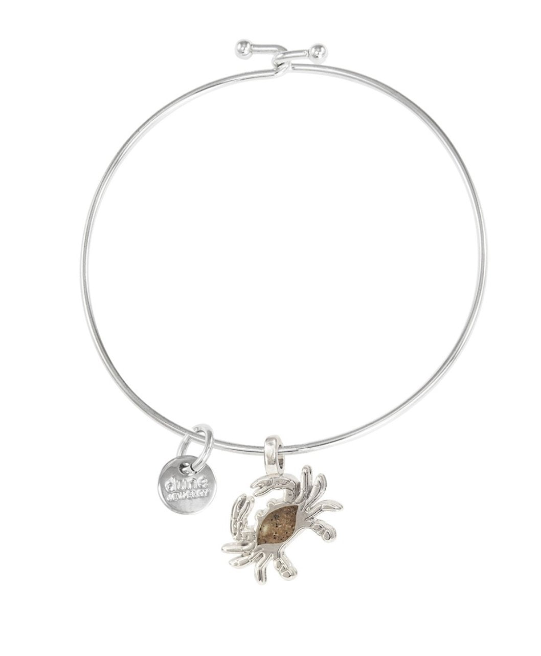 SBANG12 BANGLE CRAB - Molly's! A Chic and Unique Boutique