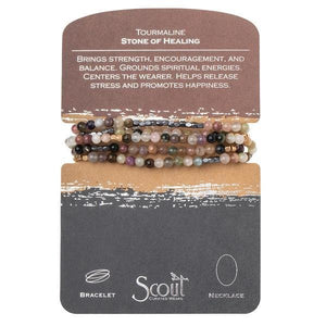 SCOUT WRAP BRACELET - STONE OF HEALING - Molly's! A Chic and Unique Boutique