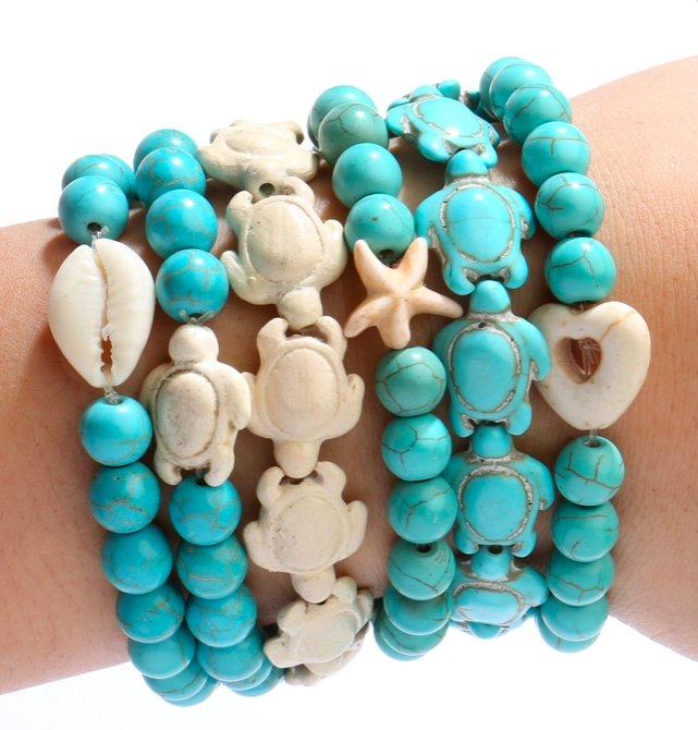 SEA LOVE BRACELET - Molly's! A Chic and Unique Boutique