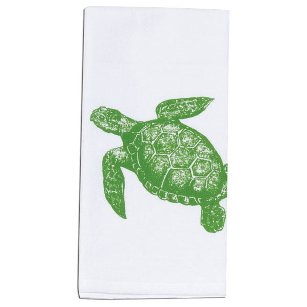 SEA TURTLE KRINKLE FLOUR SACK TOWEL - Molly's! A Chic and Unique Boutique