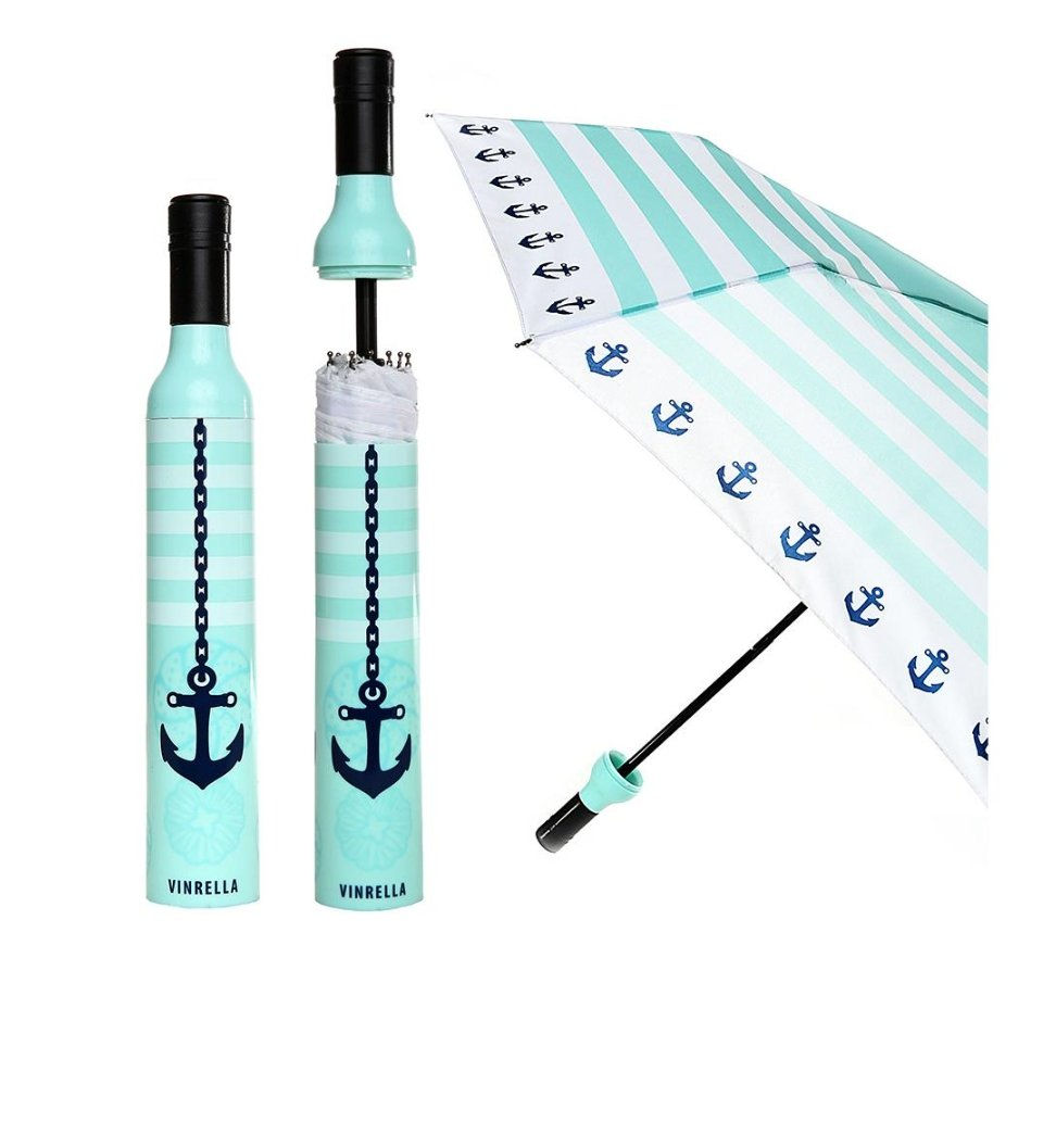 SEASIDE ANCHOR UMBRELLA - Molly's! A Chic and Unique Boutique