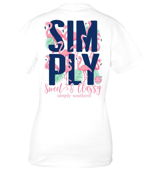SIMPLY SWEET AND CLASSY T-SHIRT - Molly's! A Chic and Unique Boutique