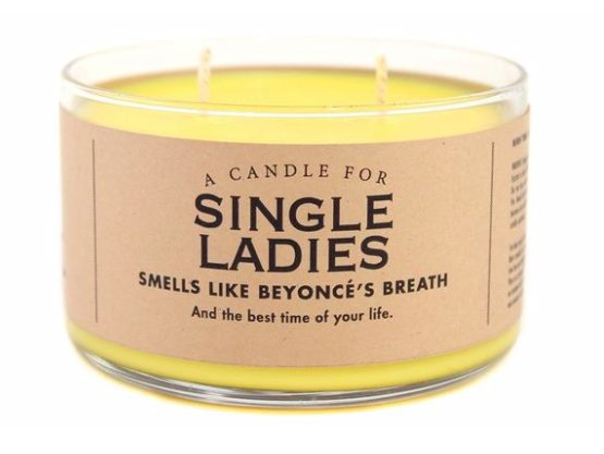 SINGLE LADIES CANDLE - Molly's! A Chic and Unique Boutique