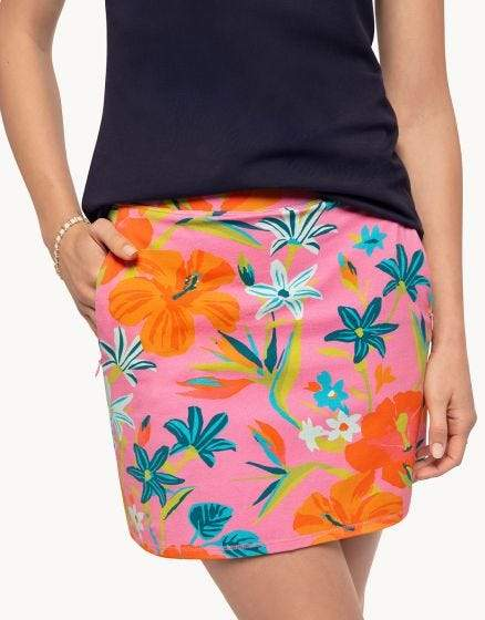 SKORT - MORELAND PATTERN - Molly's! A Chic and Unique Boutique
