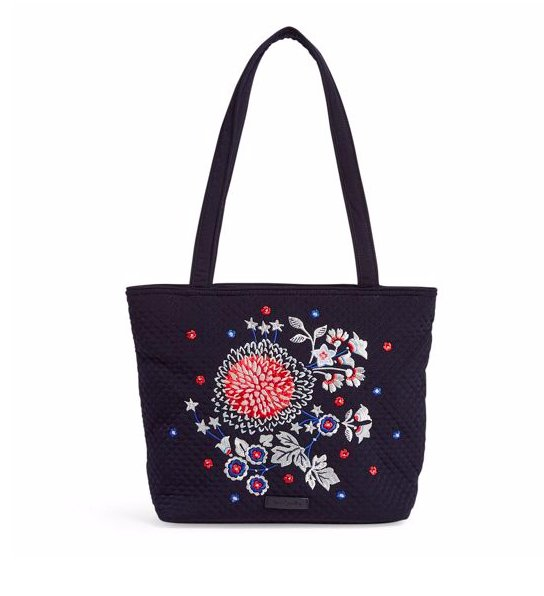 Small Vera Tote in Navy - Molly's! A Chic and Unique Boutique