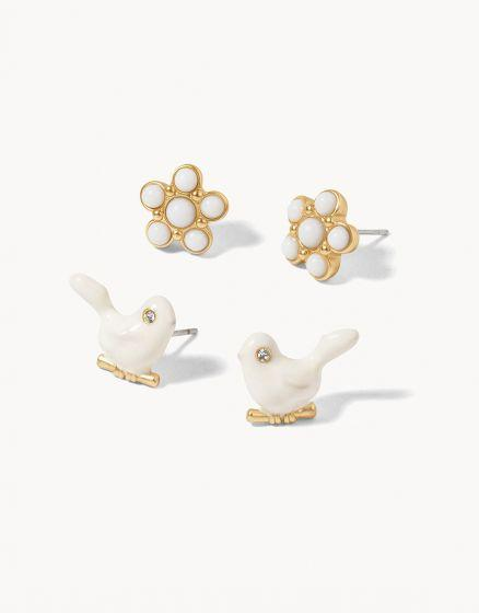 SONGBIRD STUD EARRINGS 657006 - Molly's! A Chic and Unique Boutique