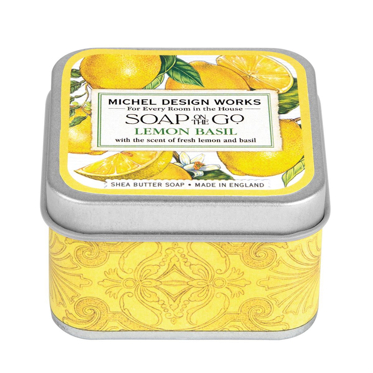 Lemon Basil Soap on the Go - Molly's! A Chic and Unique Boutique