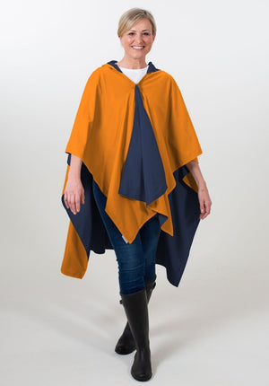 RAINWRAP with Spirit- MULTIPLE COLORS AVAILABLE - Molly's! A Chic and Unique Boutique