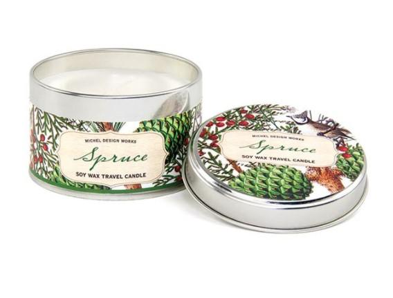 SPRUCE TRAVEL CANDLE - Molly's! A Chic and Unique Boutique