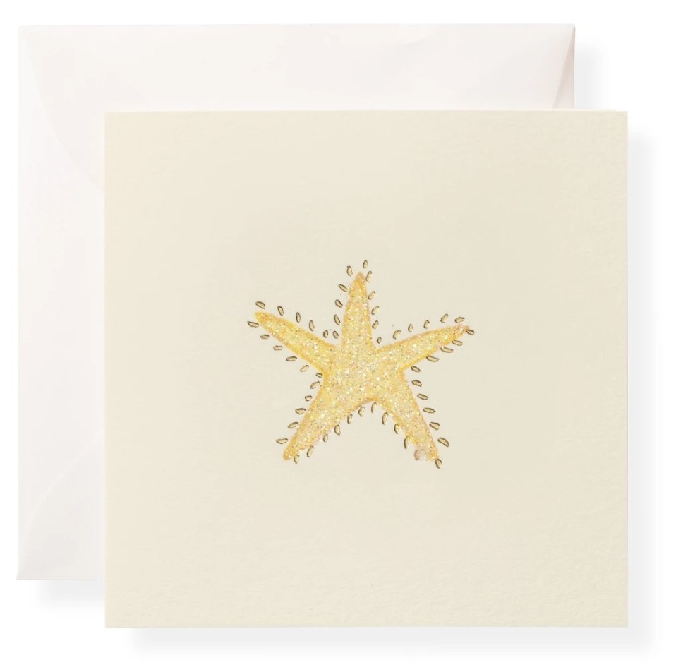 STARFISH ENCLOSURE GIFT CARD - Molly's! A Chic and Unique Boutique