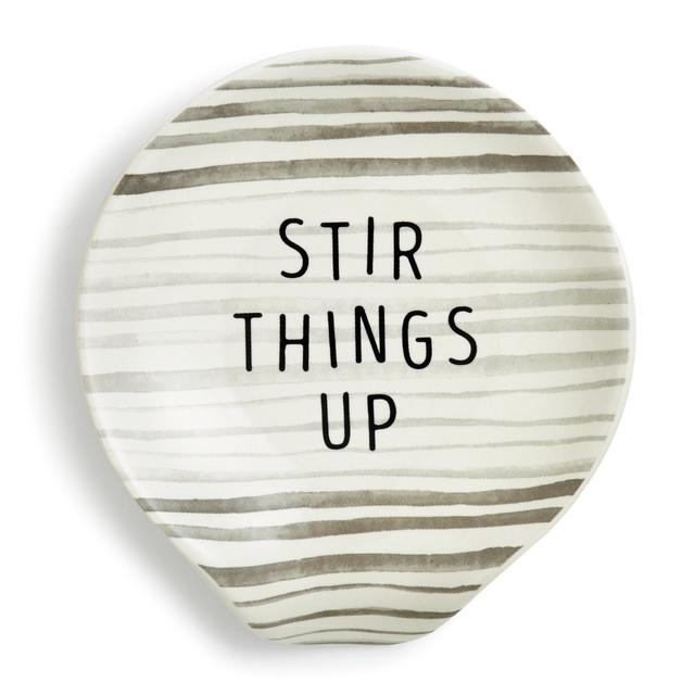 STIR THINGS UP SPOON REST - Molly's! A Chic and Unique Boutique