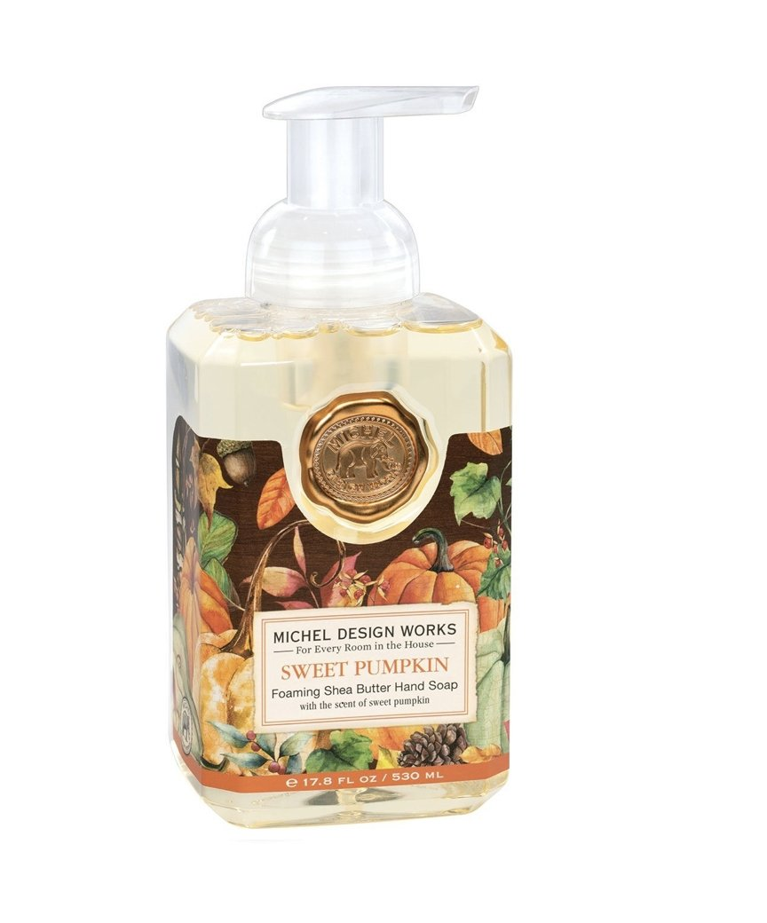 SWEET PUMPKIN FOAMING HAND SOAP - Molly's! A Chic and Unique Boutique