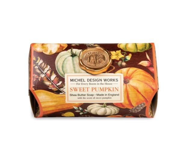 SWEET PUMPKIN LARGE BATH SOAP - Molly's! A Chic and Unique Boutique