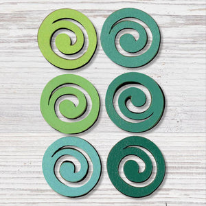 SWIRL OMBRE MAGNETS - Molly's! A Chic and Unique Boutique