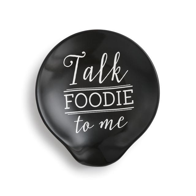 TALK FOODIE TO ME Spoon Rest - Molly's! A Chic and Unique Boutique
