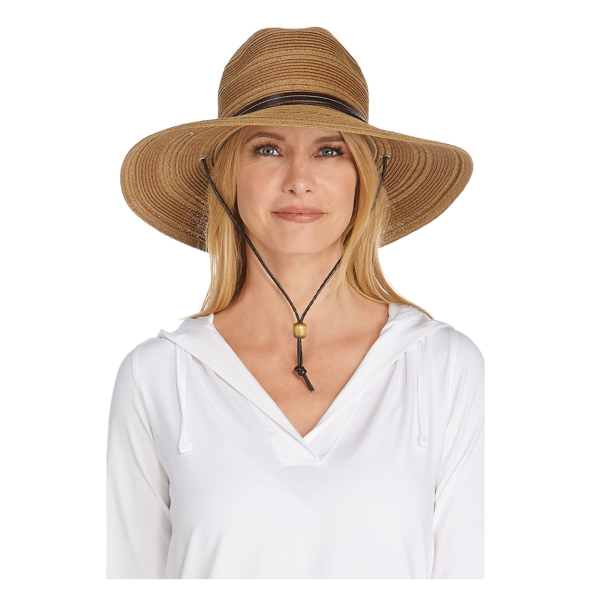 TEMPE SUN HAT BROWN - Molly's! A Chic and Unique Boutique