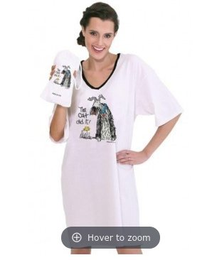 THE CAT DID IT NIGHTSHIRT IN A BAG - NS4470 - Molly's! A Chic and Unique Boutique