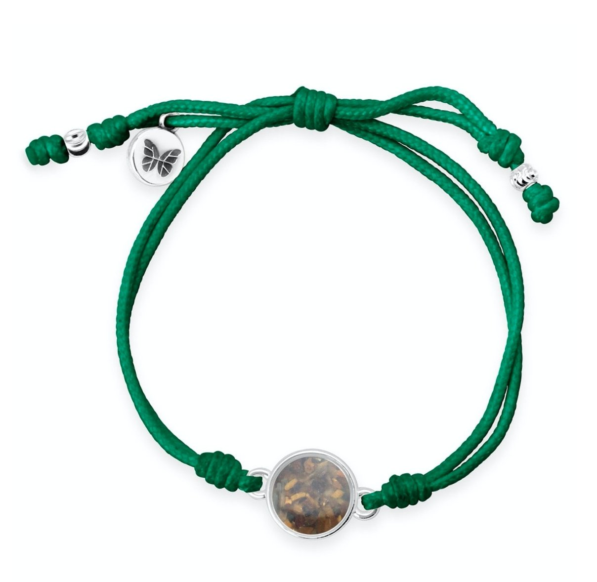 TTW GREEN BUTTERFLY BRACELET/RAINFOREST - Molly's! A Chic and Unique Boutique